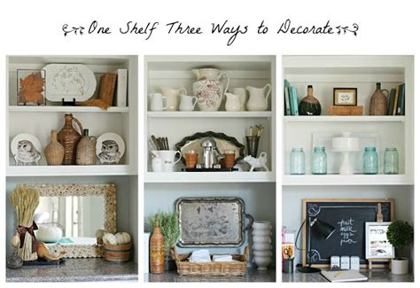 five tips to decorate a bookshelf cute shelf ideas for dining hutch home decoration