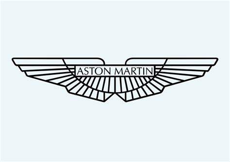 old aston martin logo aston martin car logo www imgkid com the image kid has it