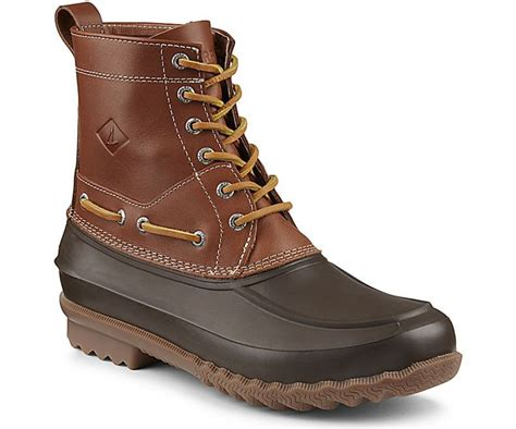 sperry boots mens sperry s decoy boot mens boots