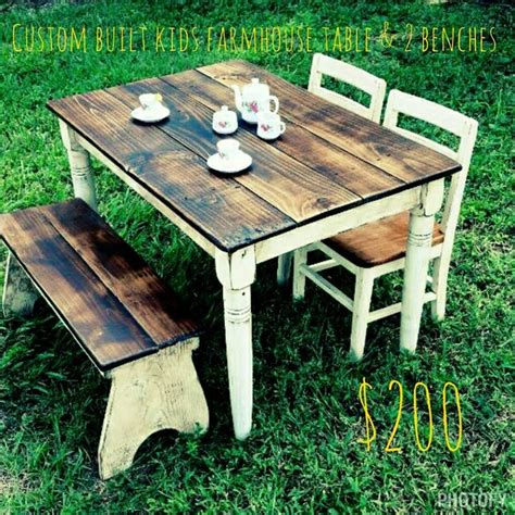 Childrens Wooden Kitchen Furniture Best 25 Table Redo Ideas On Tikes