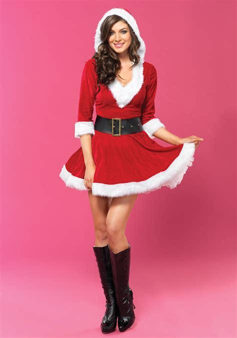 mrs claus to buy sassy mrs claus costume