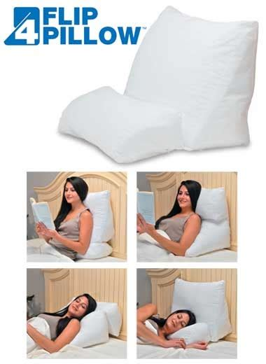 bed wedge flip pillow back neck support flip 4 leg support 17 best images about bed bath on pinterest