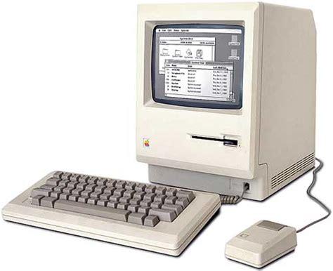 Mac Komputer tpe apple historique