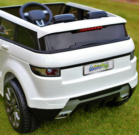 land rover jeep style maxi range rover hse sport style 12v electric battery ride