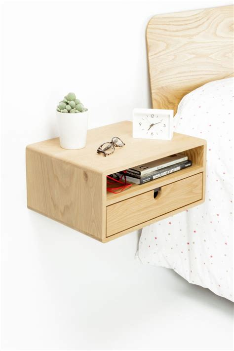 Floating Nightstand With Drawer by 58 Best Floating Drawer Floating Nightstand Floating