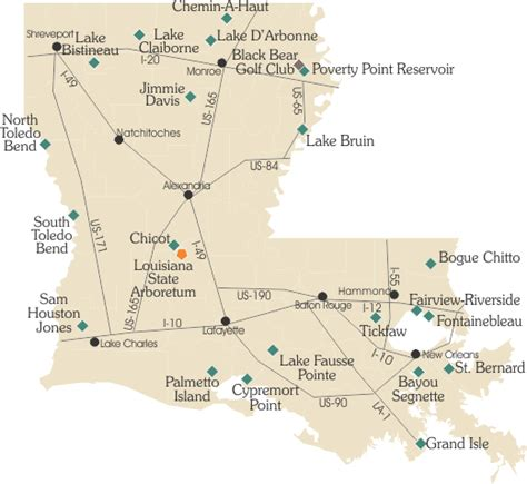 parks in la find parks historic louisiana state parks