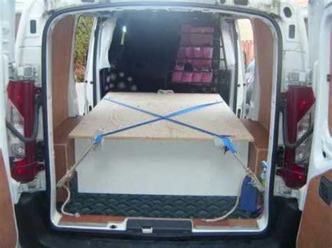 vans with beds camper van bed youtube