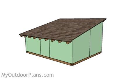 pig shelter plans myoutdoorplans free woodworking