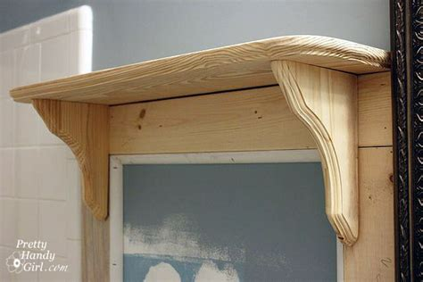 building wooden shelf brackets woodworking projects