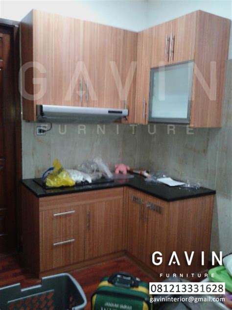 Kitchen Set Multiplek Hpl kitchen set hpl klien di condet jakarta timur kitchen