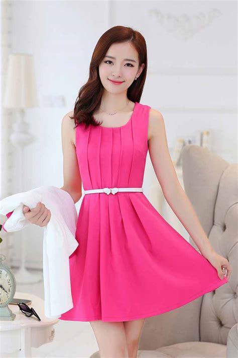 Dress New Kombinasi dress wanita korea kombinasi blazer import model terbaru