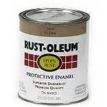 rustoleum brands 7771 qt sand enamel paint at thehardwarecity
