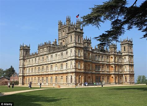the real downton abbey highclere s dramatic history revealed by current chatelaine lady