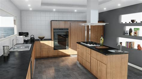 cocinas modernas tendencias  encimeras sevilla