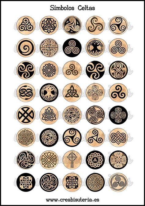 imagenes simbolos celtas significado todos los simbolos celtas tattoo pinterest s 237 mbolos