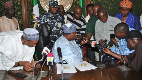 the 100 days in the office transforming a school culture books photo gov abubakar celebrates 100 days in office the