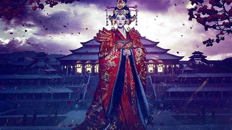 The Will Of The Empress empress of china