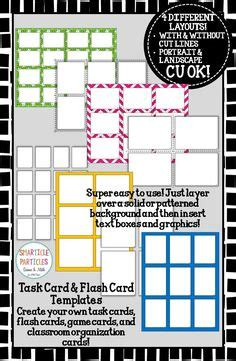 template for task cards doc 1000 images about clip favorite commercial use clip