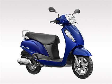 Suzuki Access 125 Scooter Best 5 Scooters In India 2016 In Terms Of Performance