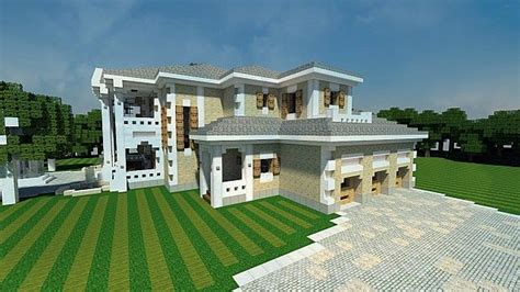 building home ideas plantation mansion house minecraft building inc