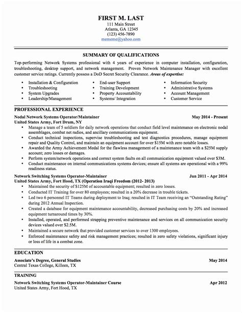sle resume for network engineer fresher sle resume of a mechanical engineer fresher sle resume