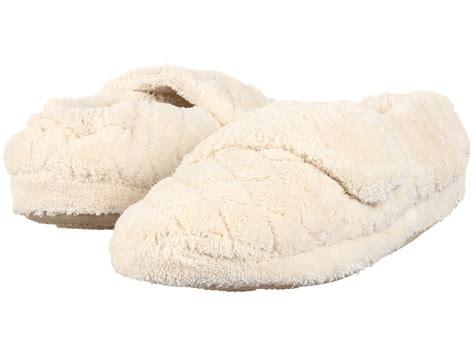 wrap around slippers footsmart wrap around slippers grey13