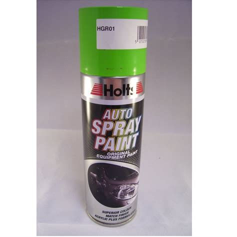 paint match hgr01 holts paint match pro aerosol green non metallic