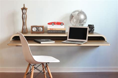 modern wall desk modern computer desk designs that bring style into your home