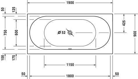 Badewanne Mit Träger 465 by Duravit New Ba 241 Era Hidromasaje Ba 241 Era 700245 De