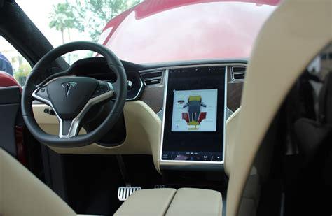 Tesla Interior Screen by Tesla Interior Screen Www Pixshark Images