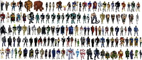 Lego City Wall Stickers justice league unlimited characters www pixshark com