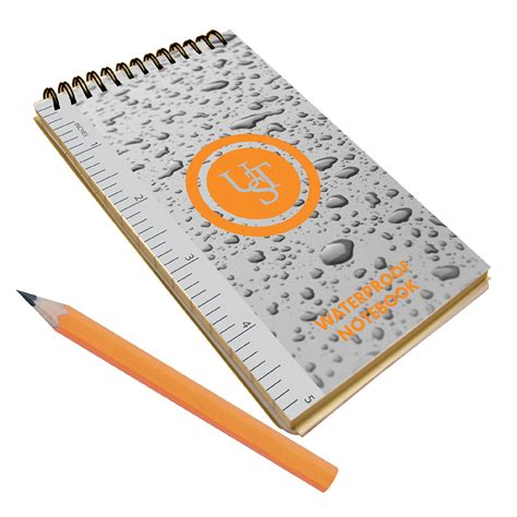 Paper Waterproof - waterproof notebook ust brands