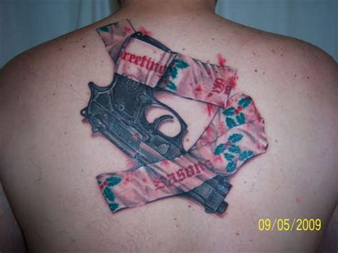 die hard beretta tattoo