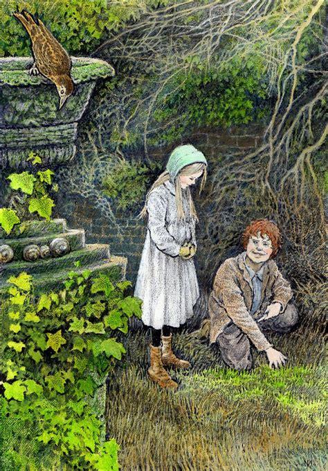 secret garden  frances hodgson burnett  pp rl