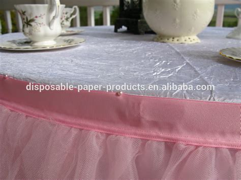 tulle tutu table skirt tutu tableau jupe tulle jupe de table tutu