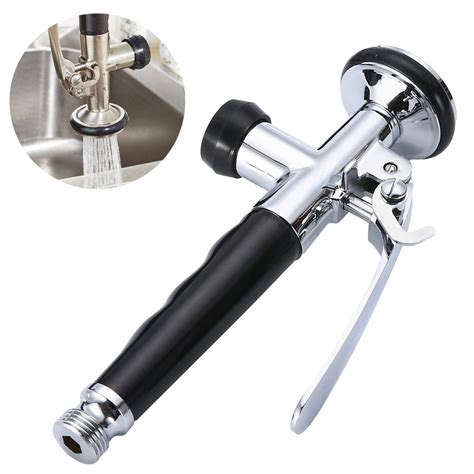 Kitchen Pre Rinse Spray Head Sink Pull Down Faucet Tap Replacement Sprayer For Kitchen Sink