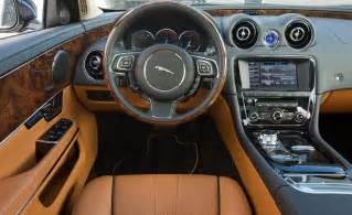 2013 Jaguar Xj Interior Car And Driver