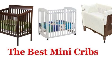 Reviews Of Mini Cribs And Bassinets For Keeping In The Mini Cribs For Small Spaces