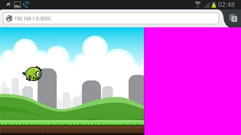 orientation landscape js basic scaling animation and parallax in pixi js v3