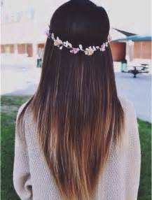 pretty v cut hairs styles 16 great layered hairstyles for straight hair 2017
