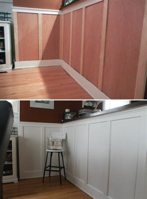Lowes Wainscotting by Best 25 Wainscoting Lowes Ideas On Baseboards