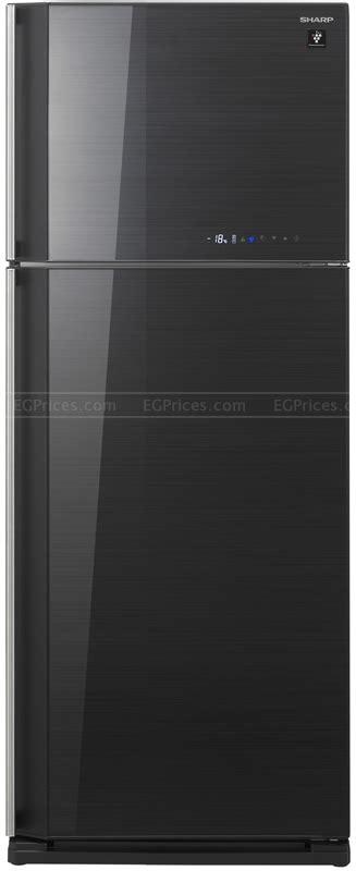 sharp sj gc70v bk 23 refrigera price in el