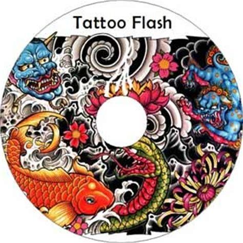 Tattoo Flash Cd Download   tattoos body art best tattoo flash on cd and get a