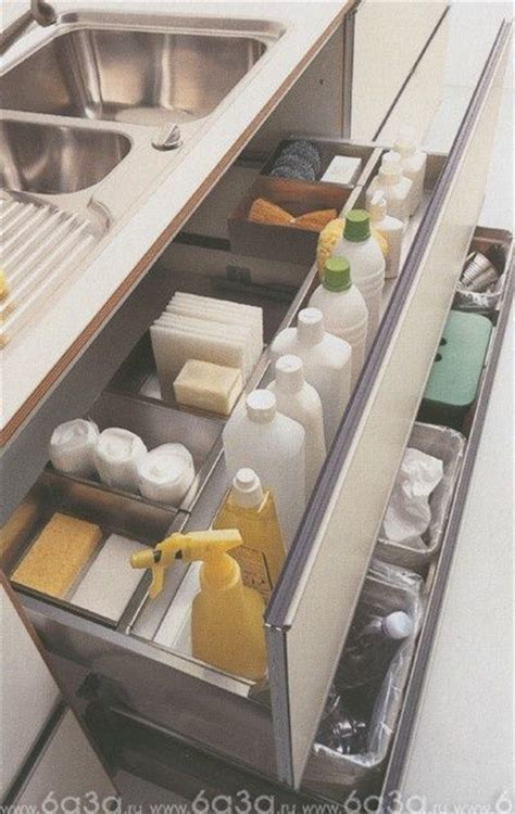 sink storage drawers interior design