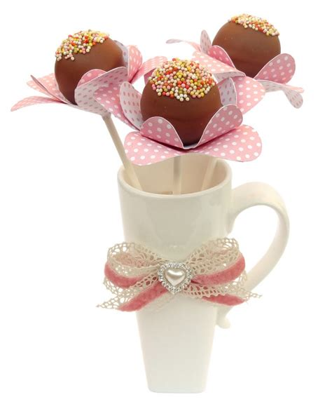 Home Decorating Software Cake Pop Flowers Pazzles Craft Room