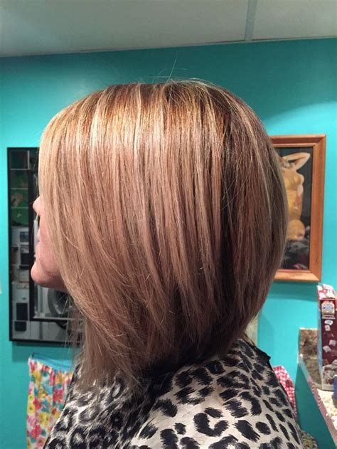 difference between razor bob and graduated bob graduated bob razor cut hairstyles color clients some