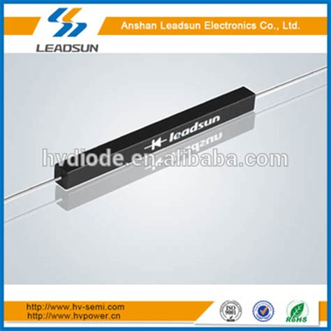 high frequency diodes high frequency diode for particle accelerator 2clg20kv 5ma for hv generator transformer testing