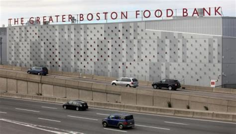 design center boston food at new food bank good work inside and out the boston globe