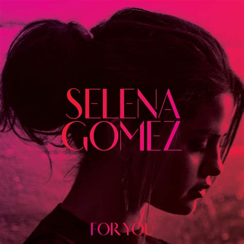 selena gomez greatest hits quot for you quot album cover 2014