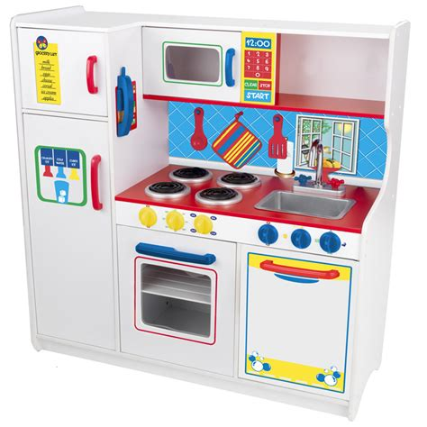 Play Kitchen For Toddlers by Wood Play Kitchen Sets Homesfeed